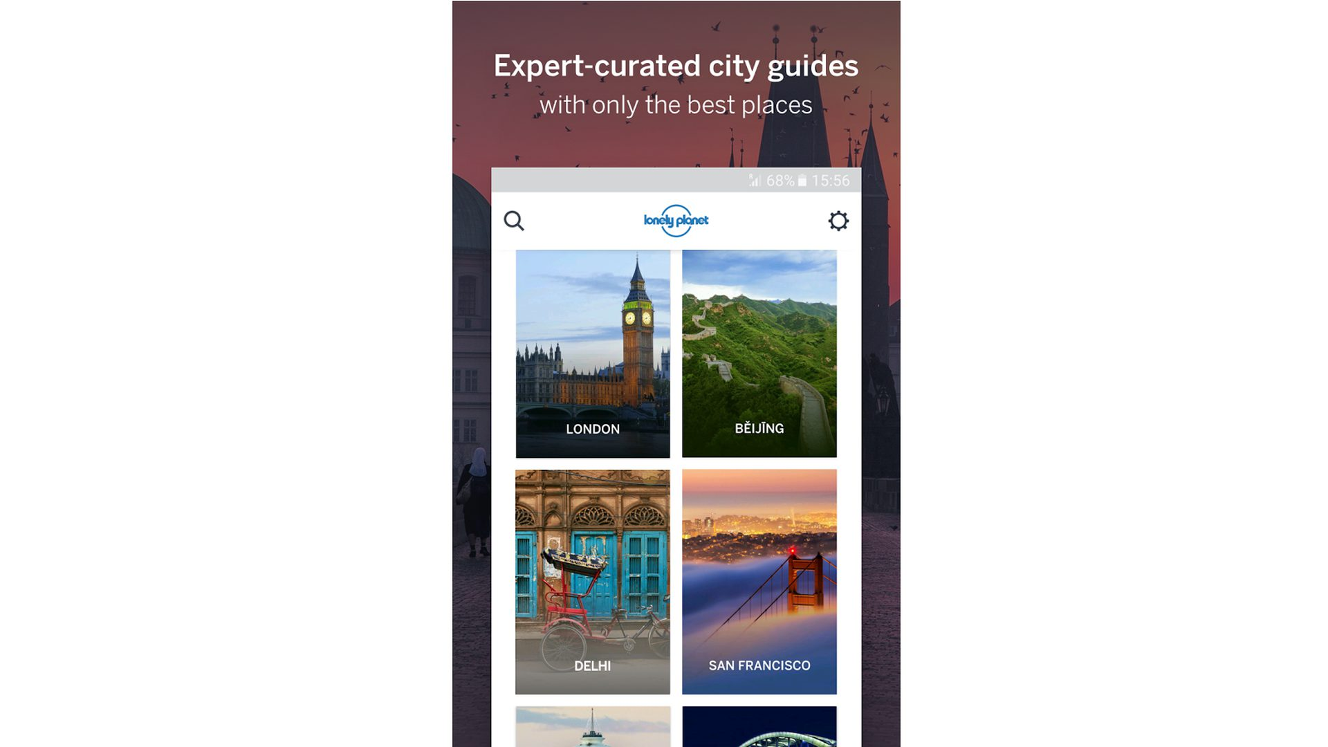 Reisapps - Guides by Lonely Planet