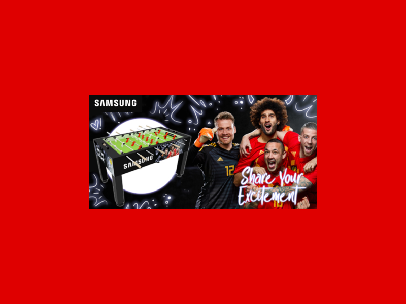baby-foot diables rouges samsung