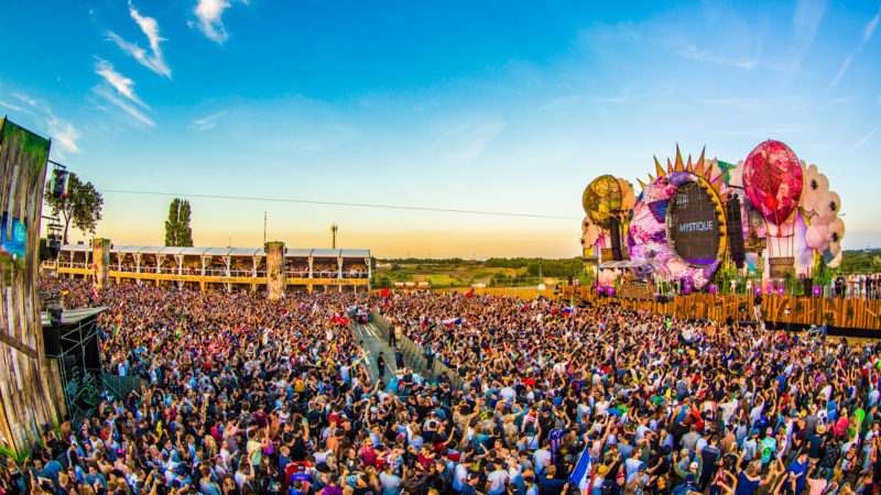The Story of Planaxis – Tomorrowland 2018