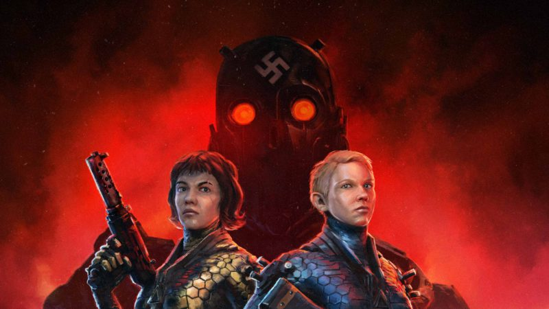 Game, games, wolfstein, youngblood, review, beoordeling, recensie, revue, jeux, jeux vidéo