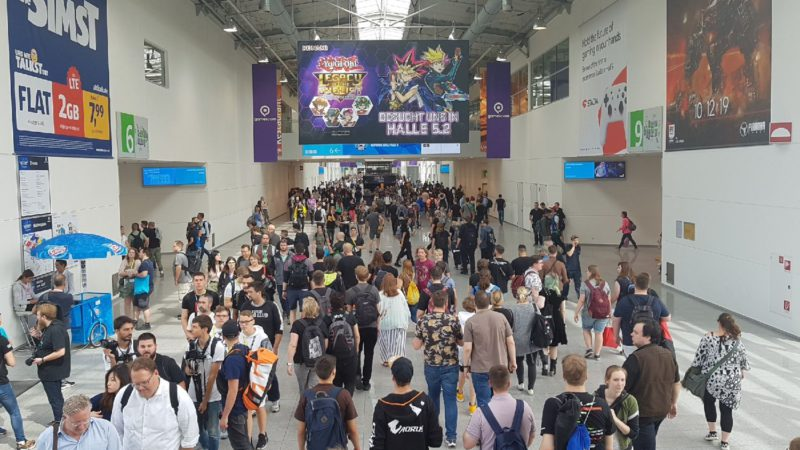 gamescom, beurs, vakbeurs, salon professional, jeux, games, gaming