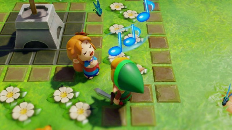 Legend of Zelda Link's Awakening, games, jeux, game, jeu, review, revue, entertainment, divertissement