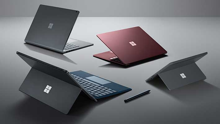 microsoft, surface