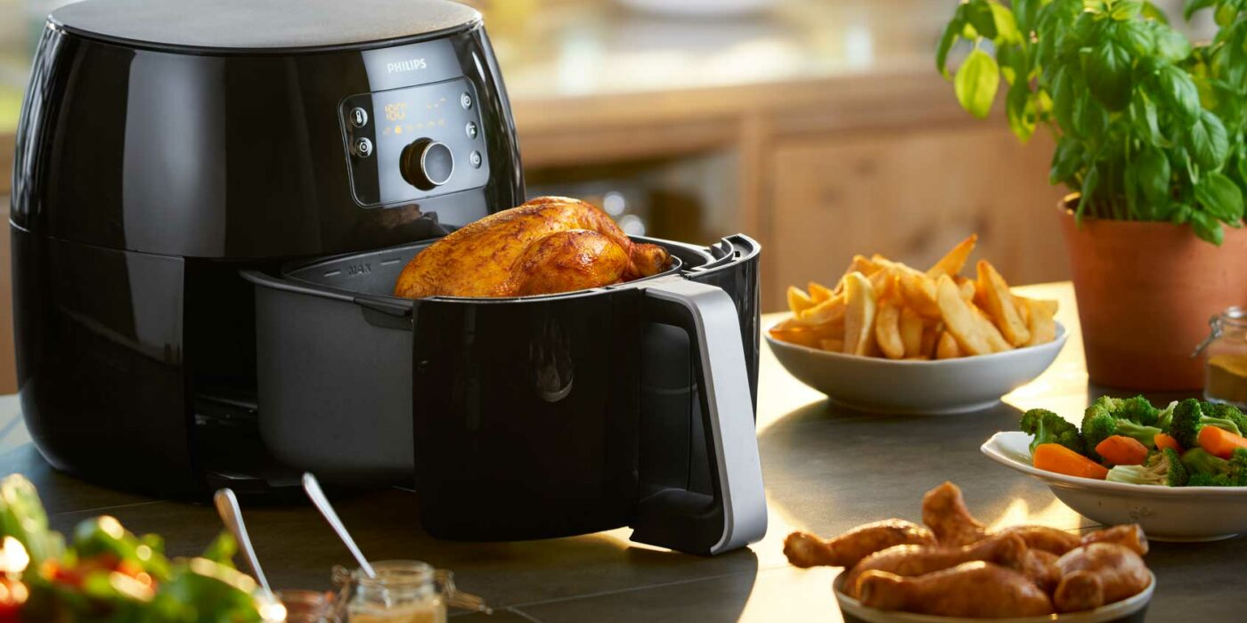 Philips, Airfryer XXL, Avance Collection, HD9650/90