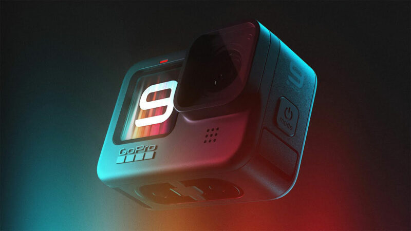 gopro, black9 hero