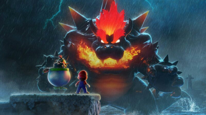 Super Mario 3 World + Bowser's Fury